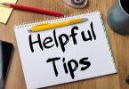 tips voor afvallen